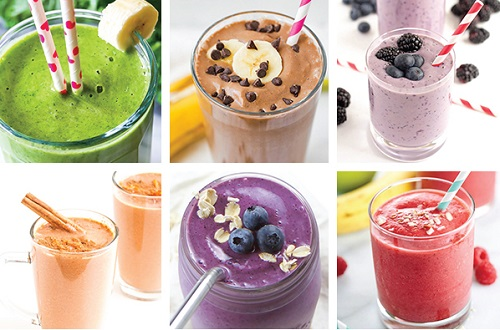 Healthy Smoothie Recipes For Toddlers