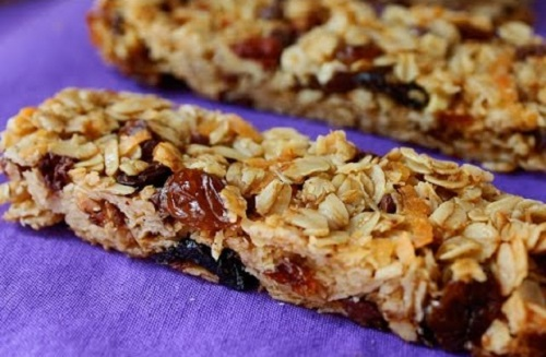 Granola Bars - Easy One-Bowl Recipe