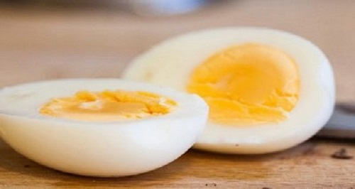 The Boiled Eggs Diet