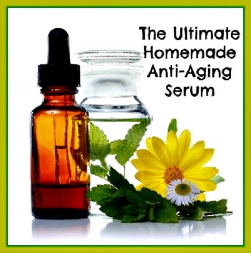 The Ultimate Homemade Anti-Aging Serum
