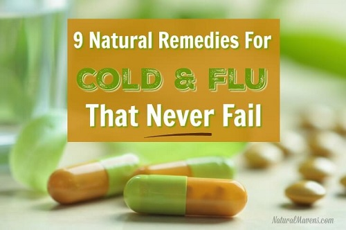 Natural Home Remedies for Flu
