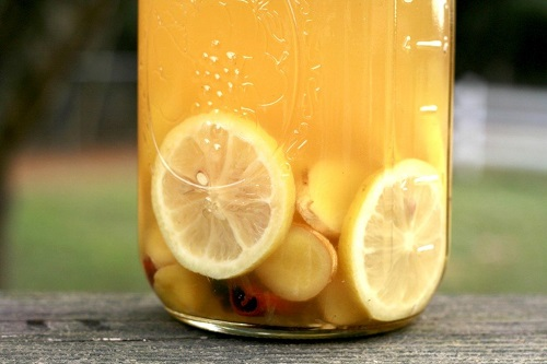 Soothing Elixir to Boost Immunity
