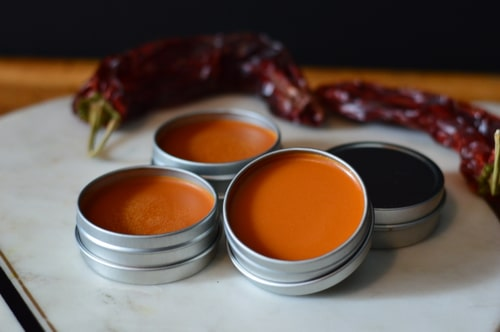 Warming Cayenne-Ginger Salve