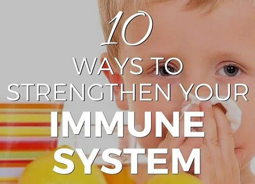Ways to Strengthen Your Immune System