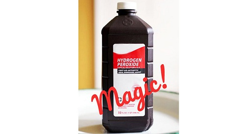 30 Magical Uses for Hydrogen Peroxide