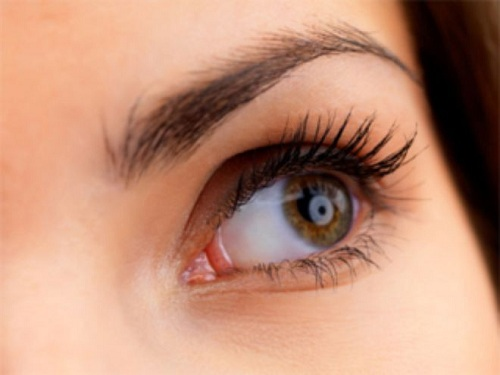 Have Long Lashes Naturally