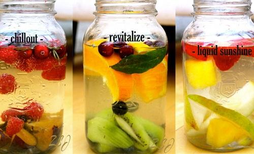 Liquid Sunshine Vitamin Water
