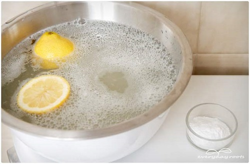 Natural Soaks to Remove Foot Odor