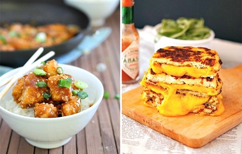 Healthy Comfort Food Makeovers