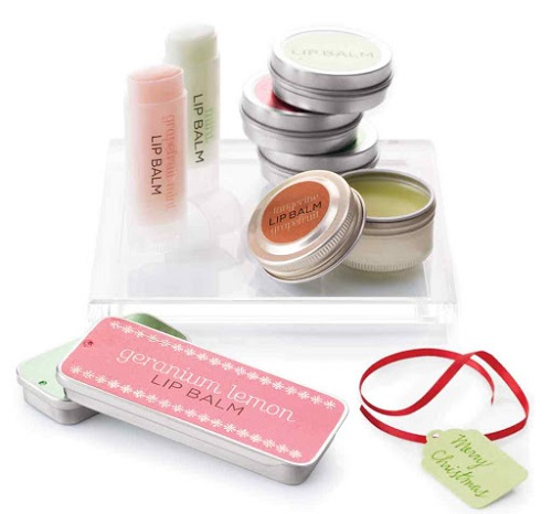 DIY Mega Moisturizing Lip Balm