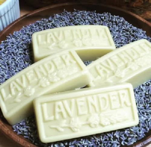 Lavender & Calendula Lotion Bars