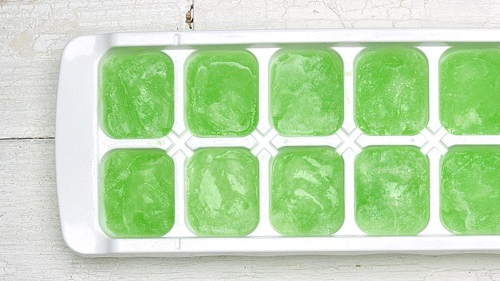 Aloe Vera Ice Cubes | Health & Natural Living